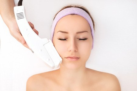 IPL Photofacial Light Therapy Skin Correcting Treatment